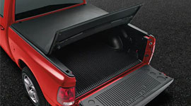 Mopar Garage - Customization Options - Tonneau Cover