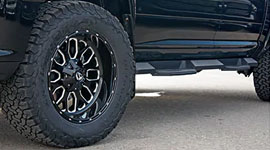 Mopar Garage - Customization Options - Tires