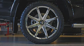 Mopar Garage - Customization Options - Wheels